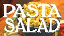 How to Make Classic Pasta Salad