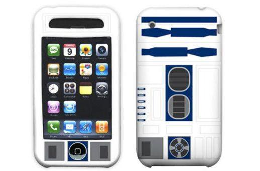 Official Star Wars shop selling R2-D2 case for iPhone