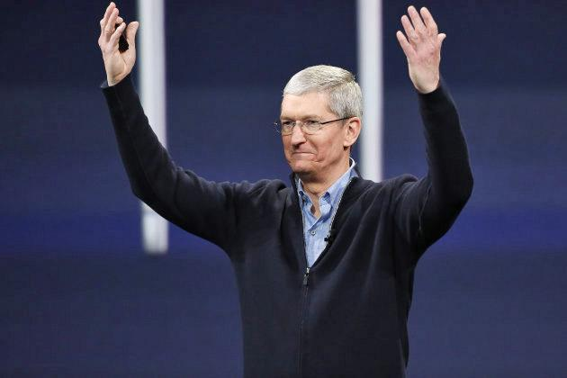 Apple CEO Tim Cook plans to donate his fortune to charity