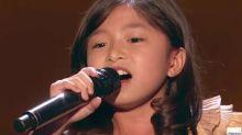 Kid Singer Slays Guest Judge Laverne Cox For Golden Buzzer On 'AGT'