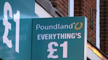 What to Watch: Poundland profits slide, UK grocery sales and PMI leap