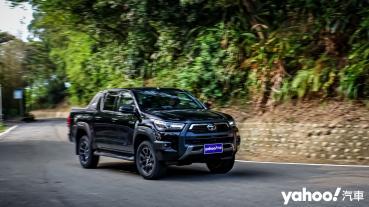 【新車圖輯】萬鈞之勢要輾壓的不只是惡地!2020 Toyota Hilux 2.8小改款西岸濱海試駕!