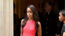 Malia Obama Snags Cool Summer Internship