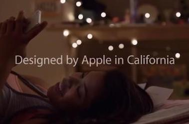 'Designed by Apple' ads falling flat with viewers