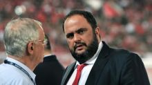 Olympiakos owner Marinakis handed five-month pitch ban after ref row