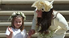 3-year-old Princess Charlotte must follow this royal rule