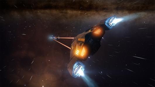 Elite: Dangerous players aim to chart out the whole galaxy