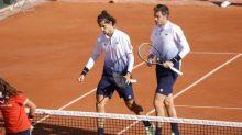 Roland-Garros - Double (H) - Roland-Garros: Nicolas Mahut et Pierre-Hugues Herbert éliminés au troisième tour du double