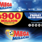 Mega Millions lottery tops $900m, what are the most common numbers drawn?