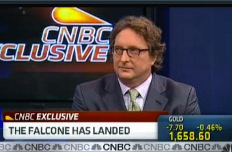 LightSquared's Phil Falcone talks to CNBC, airs his feud with Verizon and AT&T (video)