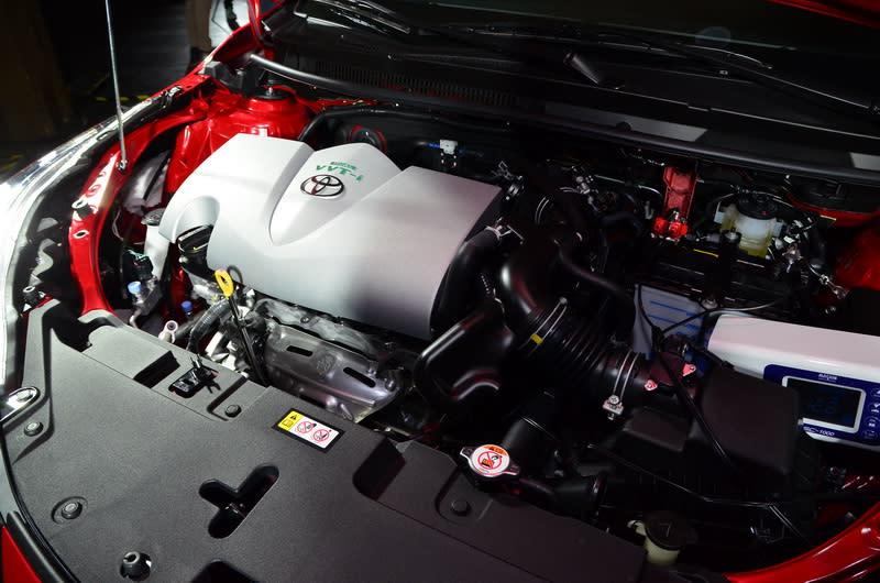 動力系統不變,但在NVH噪音抑制工程的強化下,預期會有更細膩的引擎運轉體驗