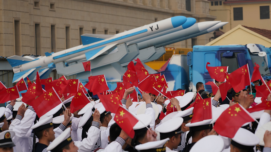 New missile gap leaves U.S. scrambling to counter China