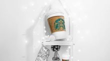 This year's Starbucks Christmas collection has winter-themed animal mugs, a lunchbox and a hot cup plushie