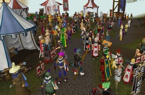 RuneScape patch triggers clan bonanza