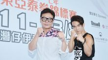 Chin Siu Ho bonds with son through new movie