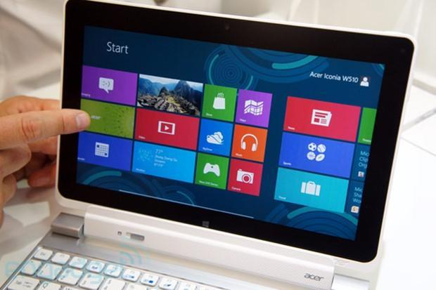 Atom-powered Acer Iconia W510 on sale November 9th for $500 and up