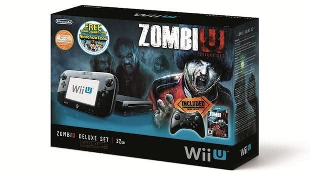 Nintendo announces new ZombiU Deluxe Set Wii U bundle for $390