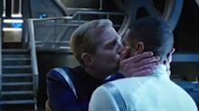'Star Trek: Discovery' Makes History With Franchise's First Gay Kiss