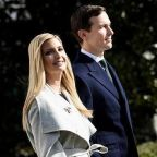 Ivanka Trump and Jared Kushner made up to $135m last year while working in the White House