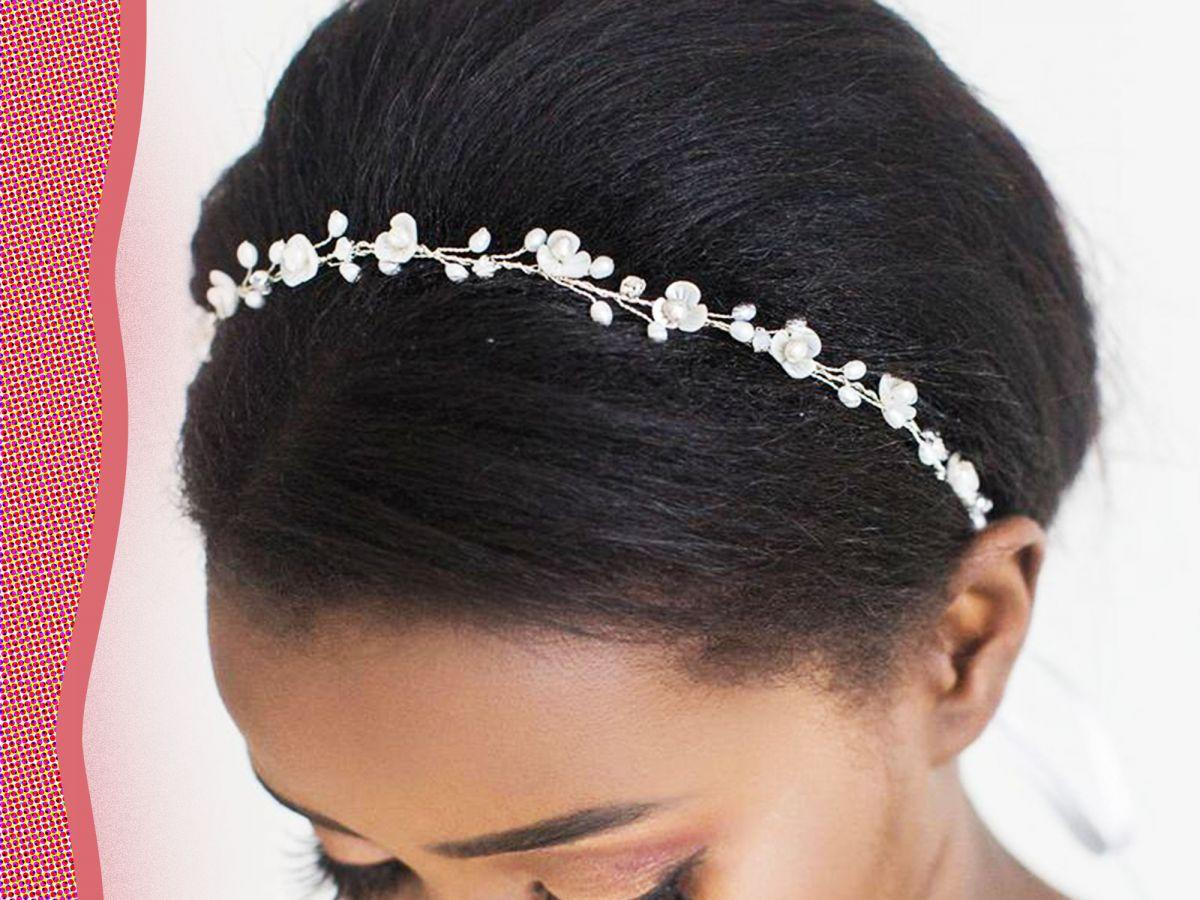 25 bridal headpieces to elevate your wedding-day tresses