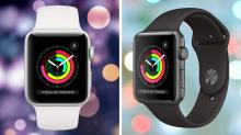 Amazon vuelve a rebajar el Apple Watch: desde 179 dólares