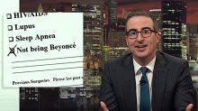 John Oliver explains the pros and cons of Medicare-for-all, goes with the pros