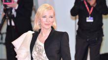 Festival de Venecia 2020: el look 'imposible' de Cate Blanchett que nos ha dejado sin palabras