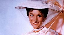 Julie Andrews nearly died in iconic Mary Poppins scene