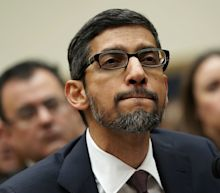 Google CEO won't rule out relaunching in China
