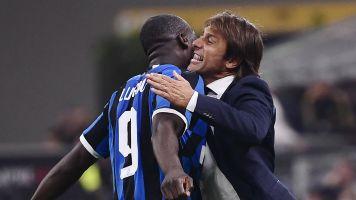 Après le succès de l'Inter face à l'AC Milan, Luaku fait l'éloge de Conte