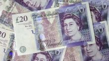 British pound falls through trendline against greenback during the week