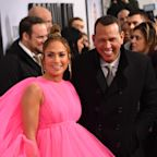 Jennifer Lopez Reportedly Dropped $24k on A-Rod's Valentine's Day Gift