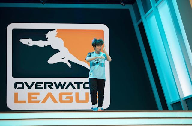 Blizzard announces player discipline tracker for Overwatch League
