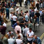 Coronavirus news: Packed scenes spark concern as pubs reopen across England and holiday makers flock to coast
