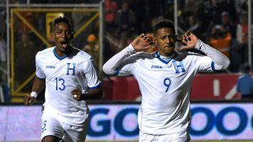 Honduras venció a Panamá por la mínima