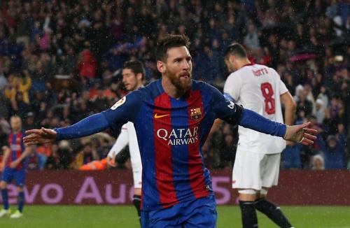 Le Barça se balade et met la pression sur le Real