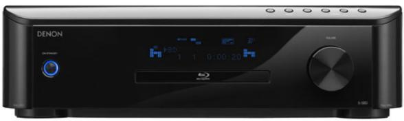 Denon S-5BD combines a receiver with a Blu-ray deck, costs too much