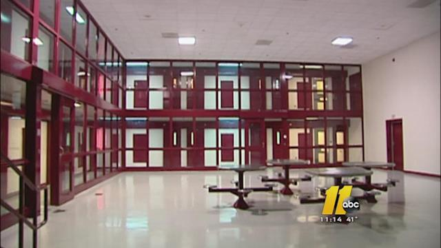 Inside the walls of Raleigh's Central Prison