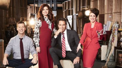 Will & Grace revival is renewed for a third season