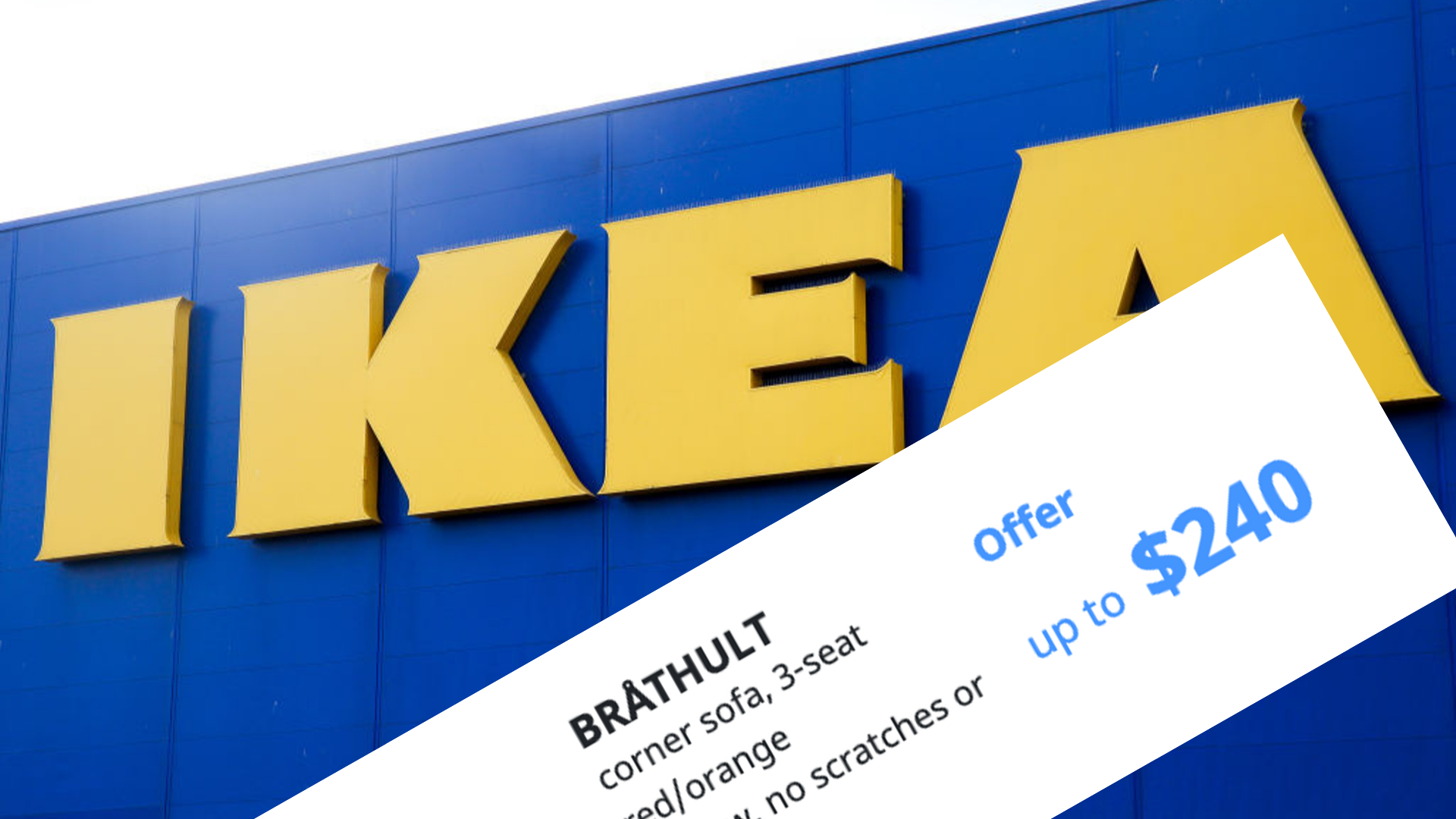 How to get hundreds of dollars back from IKEA