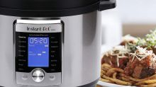 This massive Instant Pot is 44 percent off, so you never have to worry about dinner again