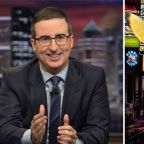 'Last Week Tonight': John Oliver Enlists 'Detective Pikachu' To Shred GOP Defense Of Trump's Ukraine Call
