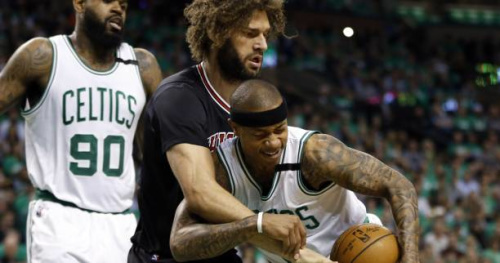 Basket - NBA - Les Chicago Bulls s'imposent encore à Boston et enfoncent les Celtics