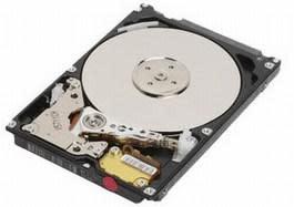 Western Digital intros its first perpendicular drive, the 160GB Scorpio