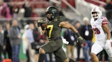 Oregon's offense may rely heavily on electrifying running back CJ Verdell this year