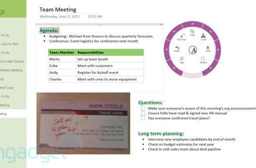 Microsoft Office 2013 preview: details, screenshots and impressions