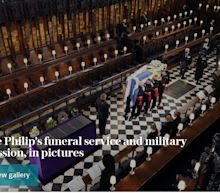 Prince Philip funeral: Queen and Royal family remember Duke of Edinburgh 'with grateful hearts' - latest updates