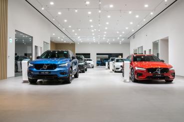 再破紀錄!Volvo 2020年銷量7,054輛、年成長8.93%