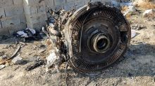 Iran has sent black boxes of downed plane to France: official