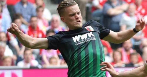 Foot - ALL - Allemagne (31e journée) : Augsbourg survole le match de la peur contre Hambourg